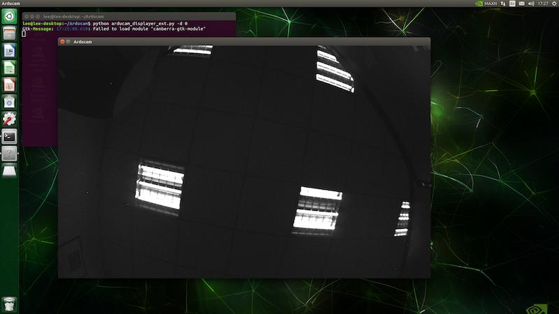 Opencv trigger demo