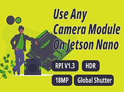 Project Jetvariety: How Arducam Makes it Possible to Use Any Camera Module on the Jetson Nano with One Kernel Driver for All