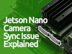 Synchronized or Not? Issues & Solutions About the Two Camera Connectors (J13 & J49) on Jetson Nano B01 Dev Kit