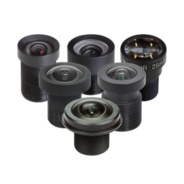 LK003 M12 lens kit for HQ camera module 1 new
