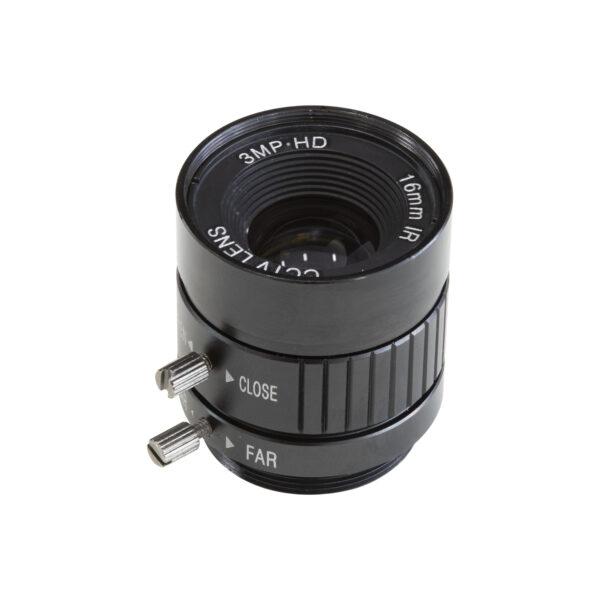 Raspberry pi high quality camera lens