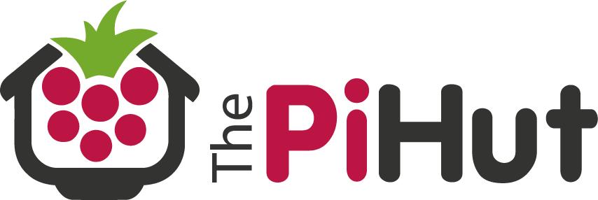 The Pi Hut logo