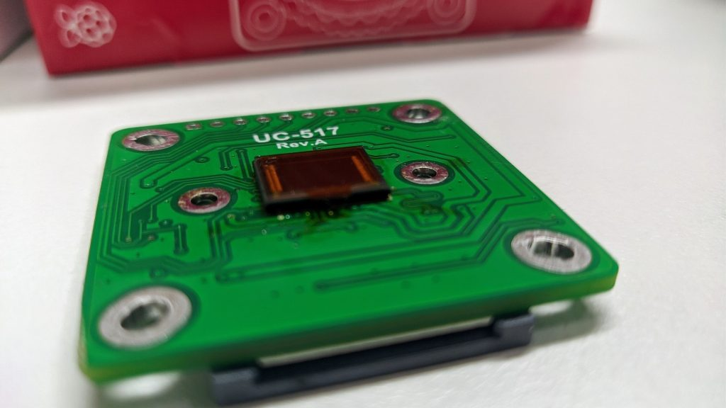 arducam high quality imx477 camera prototype board