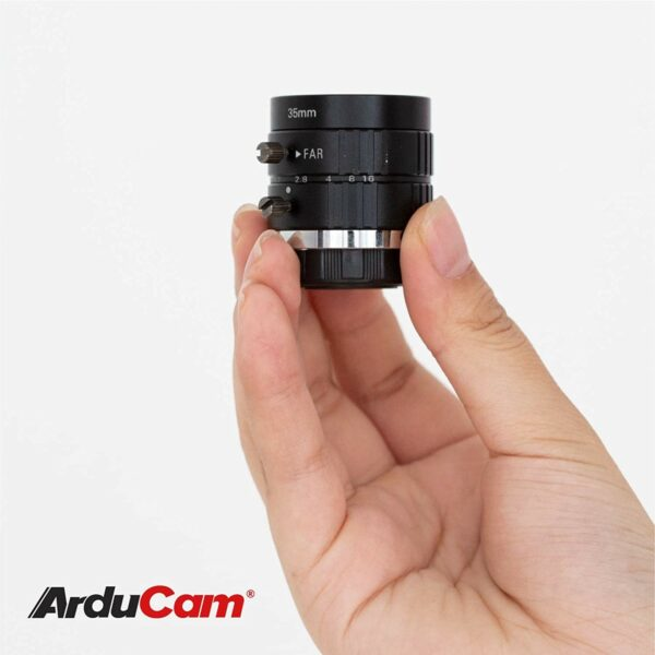 arducam c mount 35mm ln047 lens 5