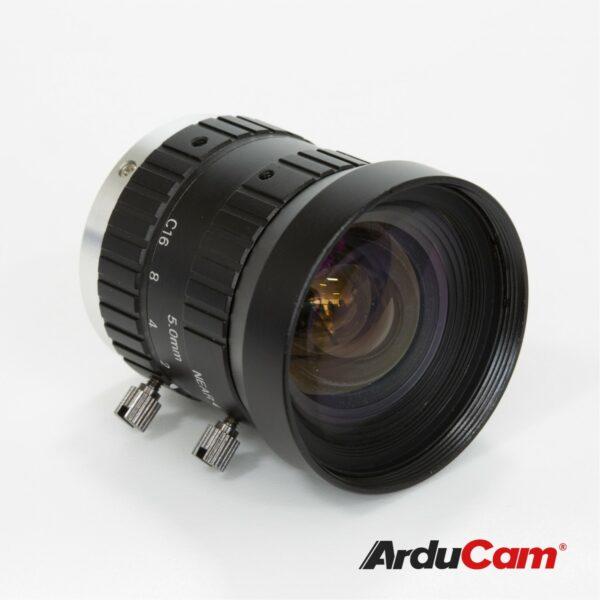 arducam c mount 5mm ln042 lens 2