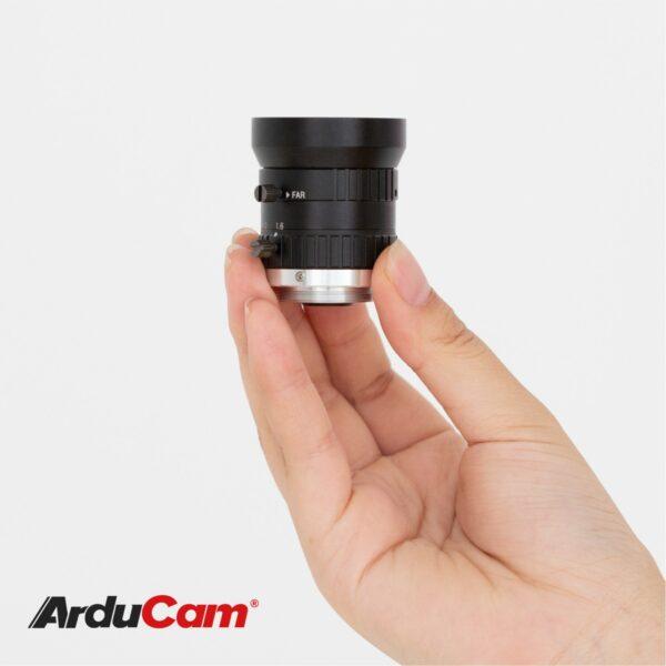 arducam c mount 5mm ln042 lens 6