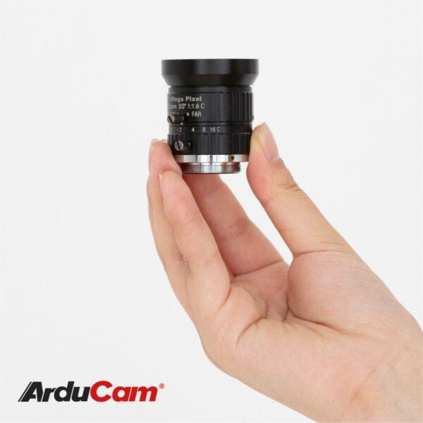arducam c mount 8mm ln043 5