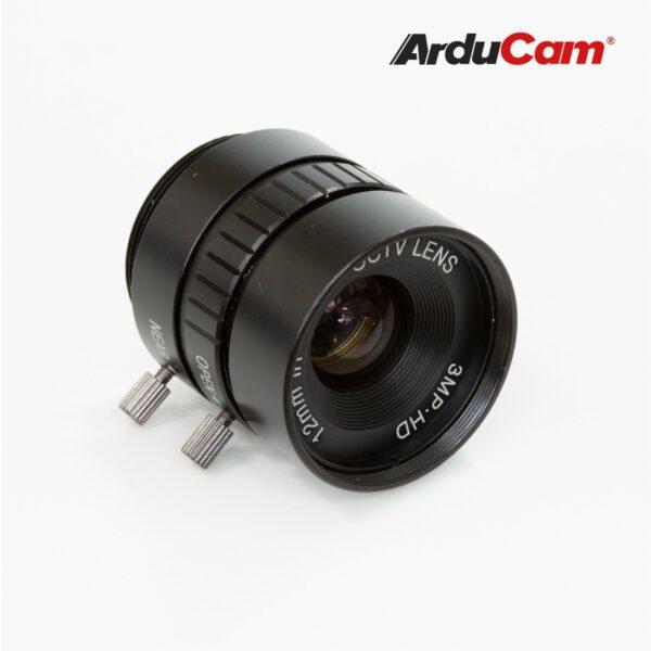 arducam cs mount 12mm ln040 lens 2 2