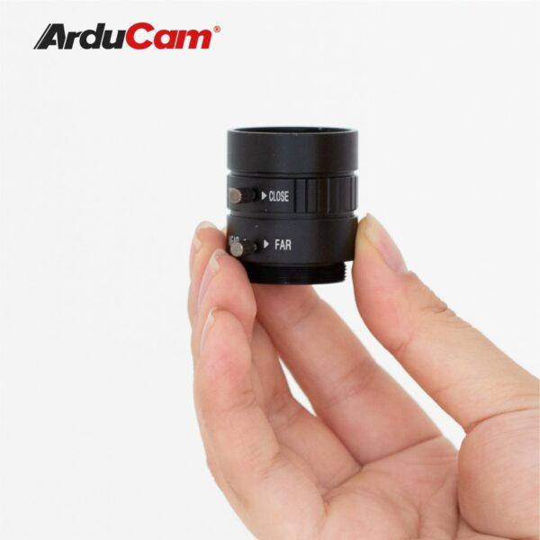 arducam cs mount 6mm ln037 lens 6
