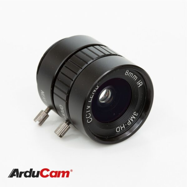 arducam cs mount 8mm ln039 lens 2