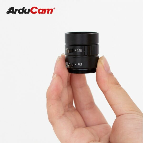 arducam cs mount 8mm ln039 lens 6