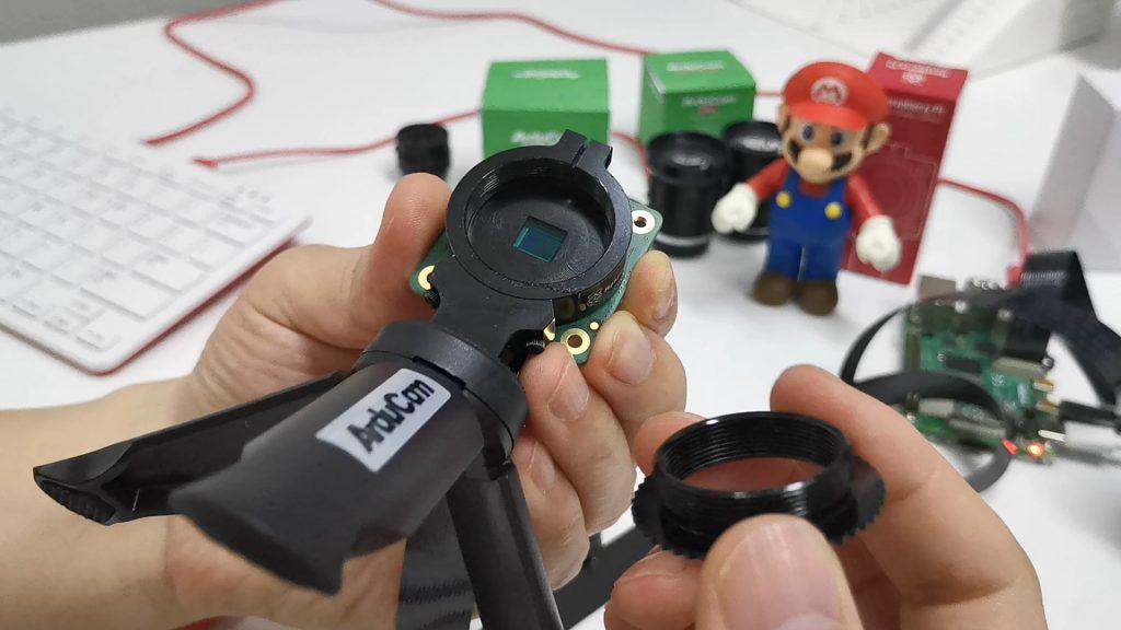 raspberry pi high quality hq camera no ir filter