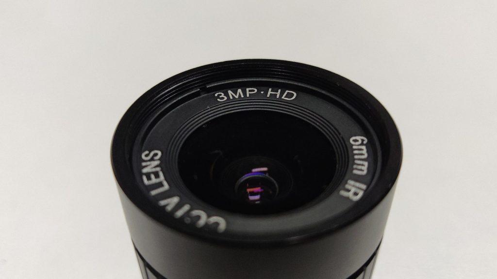 raspberry pi high quality hq camera lens cs mount 3mp