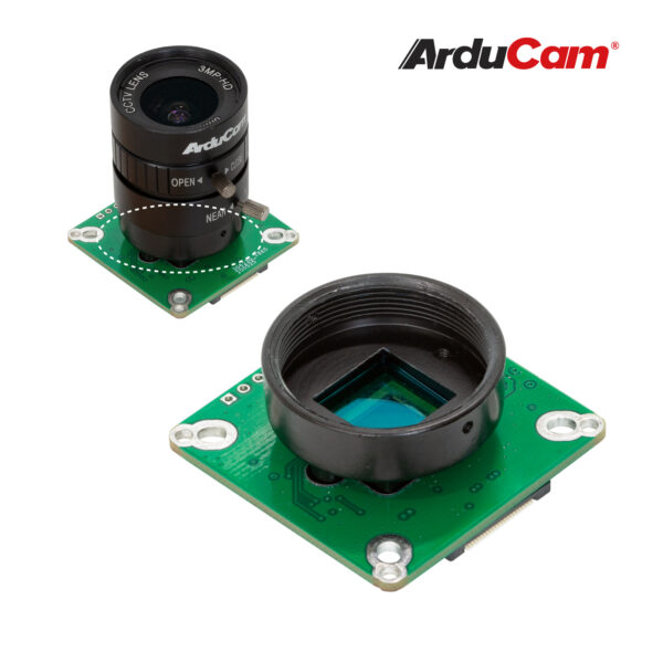 B0240 Arducam IMX477 HQ quality camera 1 1