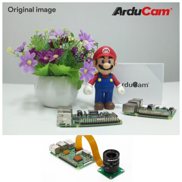 B0240 Arducam IMX477 HQ quality camera 4 1