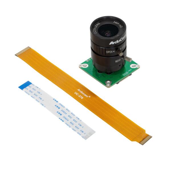 B0240 Arducam IMX477 HQ quality camera 5 1