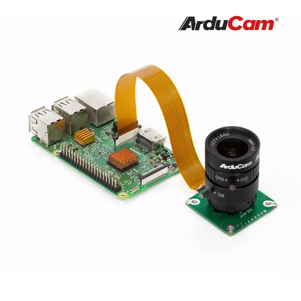 B0240 arducam imx477 raspberry pi high quality camera
