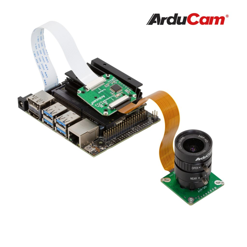 B0242 arducam imx477 jetson nano high quality camera