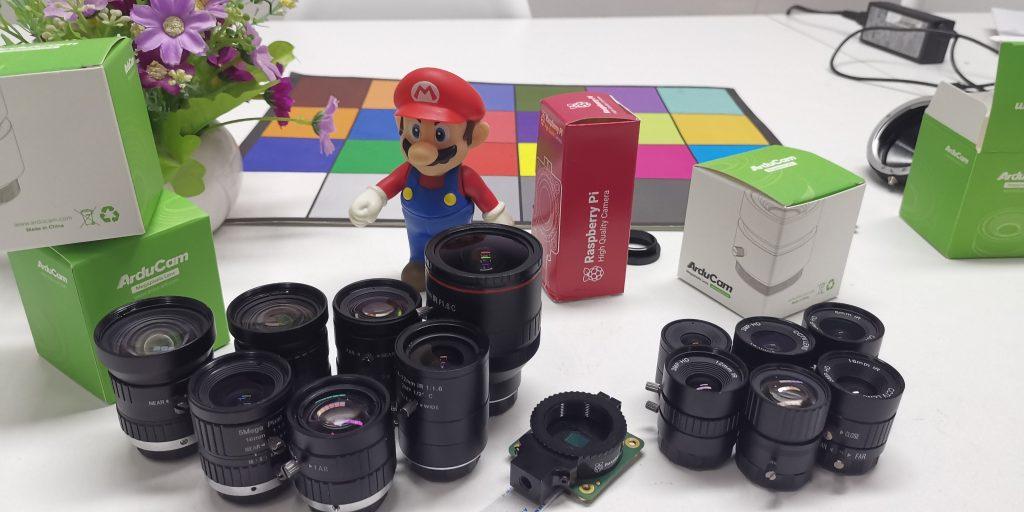 arducam c cs mount lenses raspberry pi high quality camera imx477