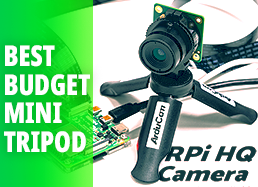 best raspberry pi high quality camera tripod arducam 258 187