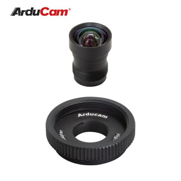 Arducam M12 Mount Lens LN053 1