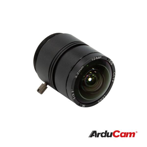 fisheye cs lens