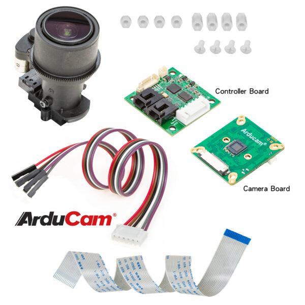 Arducam 13MP PTZ Pi Camera B016713MP 6