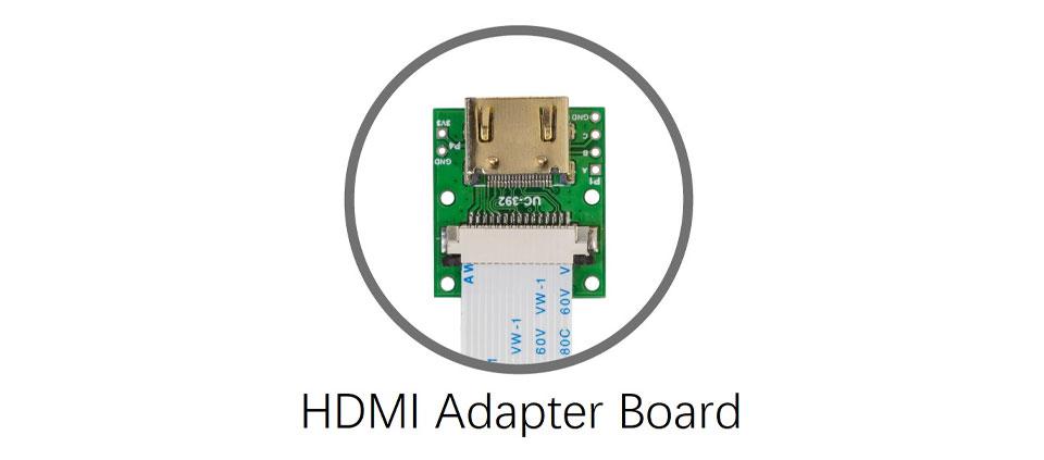 HDMI adapter board connect csi jetson