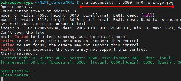 save an image imx477 dual