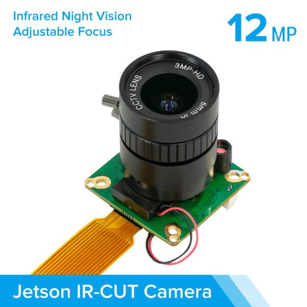Arducam High Quality IR CUT Camera for Jetson NanoXavier NX 12.3MP 12.3 Inch IMX477 HQ Camera Module with 6mm CS Lens 不74 1