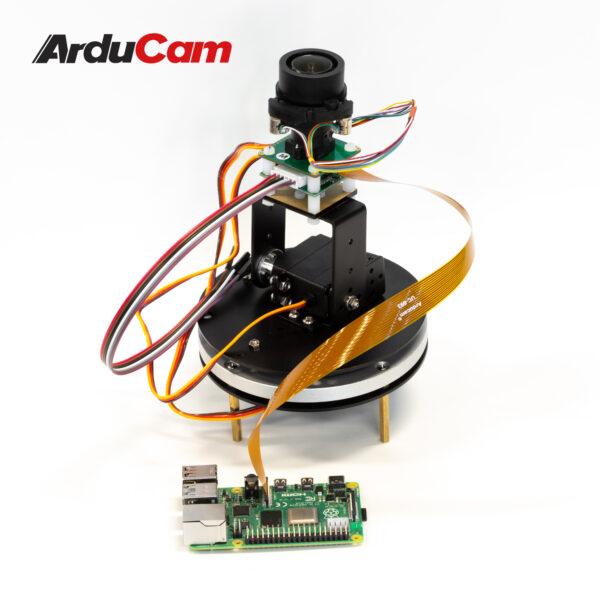 Arducam IMX477 12MP PTZ Camera for Raspberry Pi 43B3 and Jetson NanoXavier NX b0167b12 4