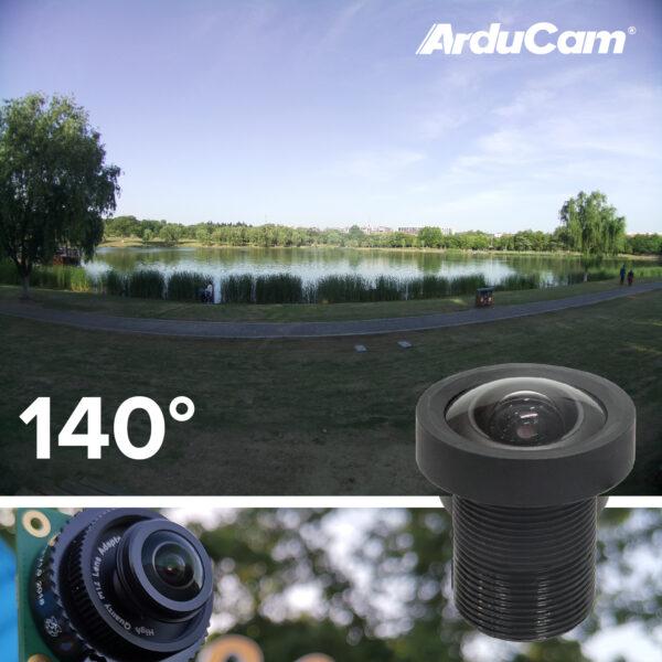 Arducam HQ Lens bundle B0269 6