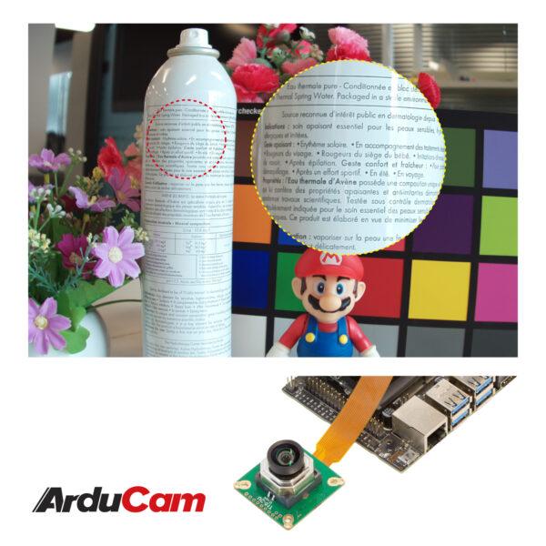 IMX477 Motoized Focus Camera for Jetson Nano B0273 5