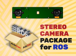arducam ros package released blog thumbnail