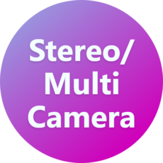Jetson Stereo Camera and Multiplexer
