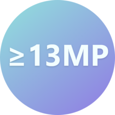 RPi 13MP and Higher (MIPI)