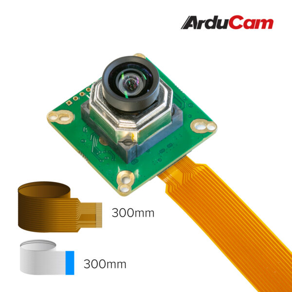 raspberry pi high quality camera 12mp imx477 motorized focus autofocus packing list