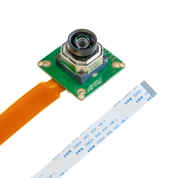 raspberry pi high quality camera 12mp imx477 motorized focus autofocus with extra cable