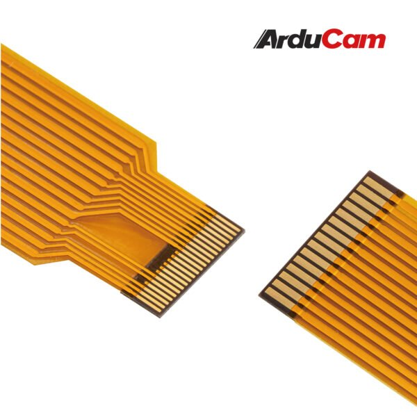 38mm ribbon flex extension cable for pi zerow CB008 2