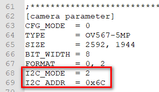 7.3.3 Camera Configuration4