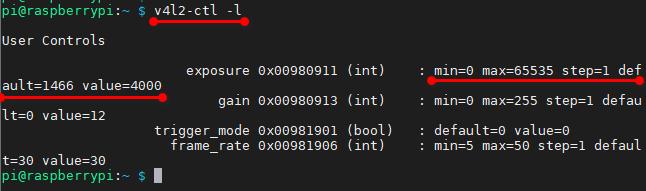 Adjust exposure b0264 pi 1