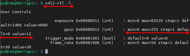 Adjust gain b0264 pi1