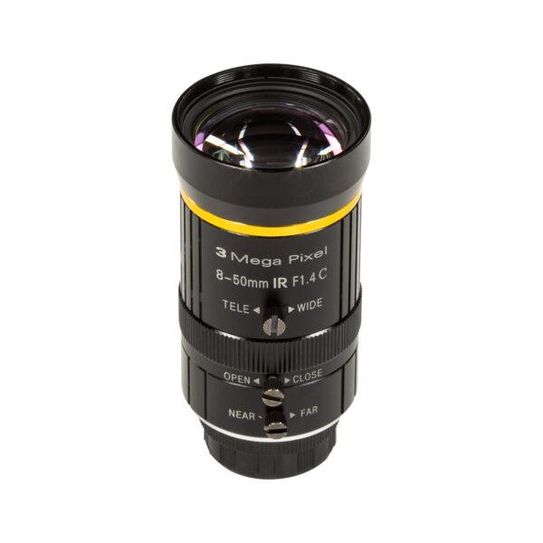 Arducam 8 50mm C Mount Zoom Lens IMX477 Raspberry Pi LN057 1