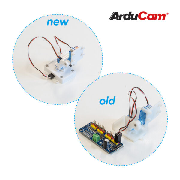 Arducam Camera Pan Tilt Platform Raspberry Pi B0283 3