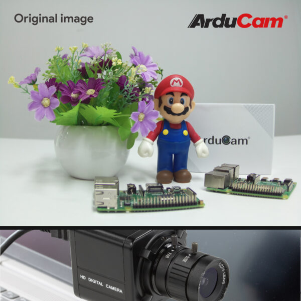 Arducam 12MP USB IMX477 TapeA B0280 6