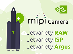 Arducam has updated Jetvariety, the project to increase MIPI Cameras for Jetson Nano and Xavier NX, to support NVIDIA Argus API
