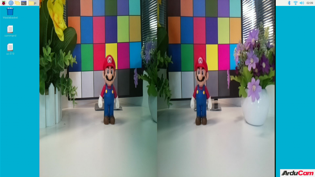 8MP stereo camera preview1