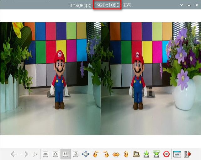 8MP stereo camera save an image3