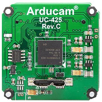 ArduCAM USB3.0 Camera Shield(UC 425 Rev.C)