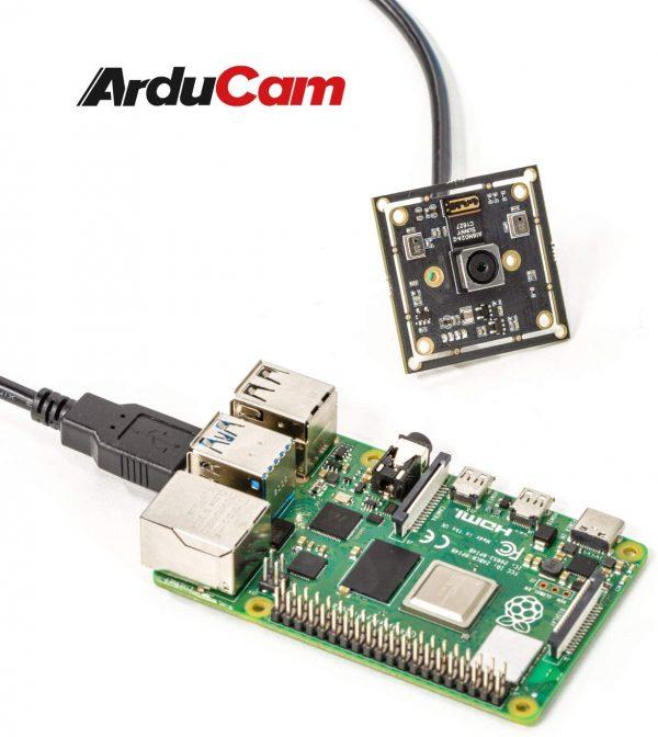 Arducam 16MP IMX298 USB Windows B02905